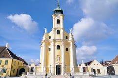 Церковь в Laxenburg Стоковое фото RF