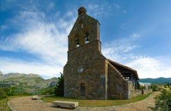 Церковь в Riano Riano, Испания Стоковая Фотография