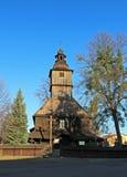 Церковь в Sedliste Стоковые Изображения