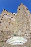 Церковь в Tsarevets Стоковые Изображения