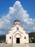 Церковь в Visegrad стоковые фото