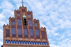 Церковь в Wroclaw Стоковая Фотография RF