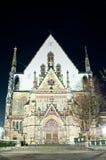 церковь Германия leipzig thomas стоковые фото