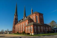 Церковь гиацинта St Стоковая Фотография