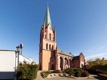 церковь готская Стоковое Изображение
