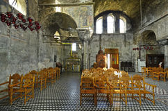 церковь Греция стоковое фото rf