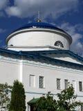 Церковь грузинской матери бога Стоковые Фотографии RF