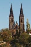 Церковь главы St Peter и Пола Стоковая Фотография RF