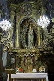 Церковь девственницы Стоковые Изображения