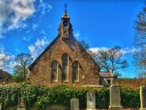 Церковь лестницы Стоковые Изображения