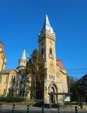 Церковь заказа монахов Piarist стоковые фотографии rf