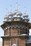 Церковь заступничества девственницы Стоковые Фото