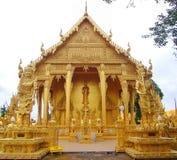 церковь золота Стоковые Фото
