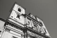 Церковь иезуита, Toledo Стоковое Изображение RF