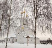 Церковь иконы девственницы Hodegetria в Vyazma. Стоковые Изображения RF