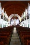 церковь Индия базилики внутри santhome Стоковое Фото