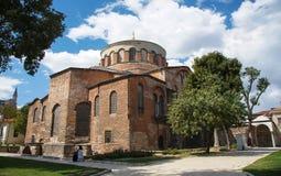 Церковь Ирена Святого в Стамбуле, Турции Стоковое Фото