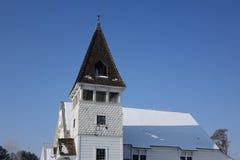 церковь историческая Стоковое Изображение RF