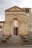 церковь итальянская немногая Стоковое фото RF