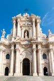 церковь Италия syracuse Стоковое Изображение