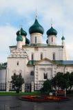 Церковь Илии пророк в Yaroslavl (Россия) Стоковые Изображения RF