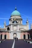 Церковь и парламент Nikolai Потсдам, Германия - 17 04 2016 Стоковое Фото