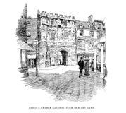 Церковь и собор стоковое фото