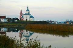 Церковь Ильи Стоковое Фото