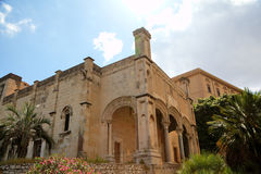 Церковь катены della Santa Maria. Стоковые Фото