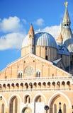 Церковь кирпича в Падуе Стоковое Изображение