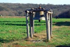 церковь колокола Стоковое фото RF