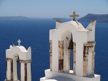 церковь колокола Стоковое Изображение