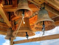 церковь колоколов Стоковые Изображения