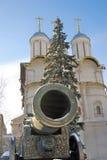 Церковь короля Карамболя и 12 апостолов в Москве Кремле Стоковое Изображение RF