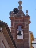 Церковь колокола - Испания Стоковые Изображения RF