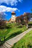 Церковь-крепость Альмы VII Стоковые Изображения RF