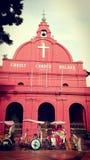 церковь классическая Стоковое Фото