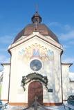 Церковь Лазаря Святого Стоковое Фото