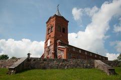 церковь Литва Стоковые Фото