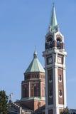 Церковь Лурда (милан) Стоковое Фото