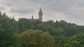 Церковь Люксембурга Стоковое Фото