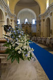Церковь матери Oriolo Калабрия Италия Стоковые Фотографии RF