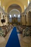 Церковь матери Oriolo Калабрия Италия Стоковые Изображения