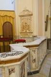 Церковь матери Oriolo Калабрия Италия Стоковое фото RF
