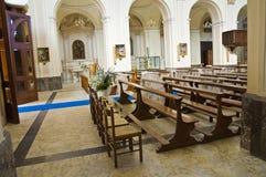Церковь матери Oriolo Калабрия Италия Стоковые Изображения RF