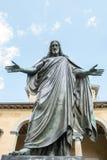 Церковь мира, парк Sanssouci в Потсдаме, Германии Стоковое фото RF