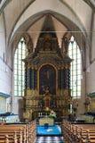 Церковь монастыря в Вуппертале-Beyenburg Стоковое Изображение