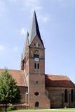 Церковь монастыря Neuruppin в Германии Стоковая Фотография RF