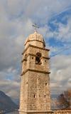 Церковь нашей дамы выхода (1518) в Kotor, Черногории Стоковые Изображения