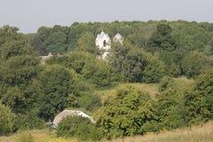 Церковь на горе Стоковое Фото